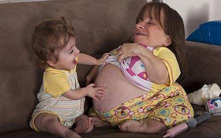 cea mai scunda mama din lume
