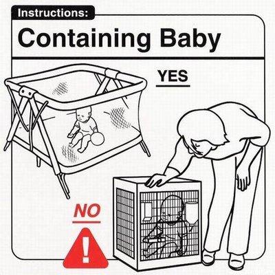 cum sa pui bebelusul in patut