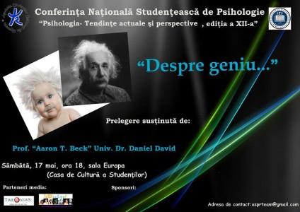 despre geniu
