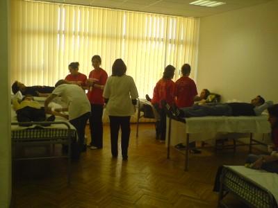 Doneaza sange - donatorii