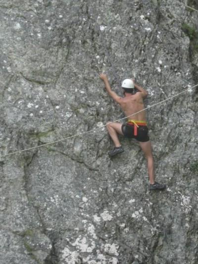 Laurentiu Craciunas alpinist
