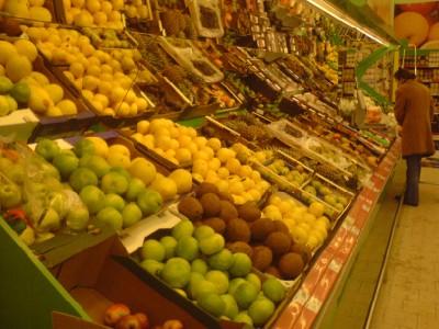 nimeni la fructe