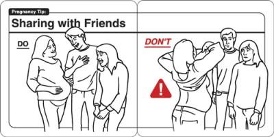 Prezentarea sarcinii la prieteni
