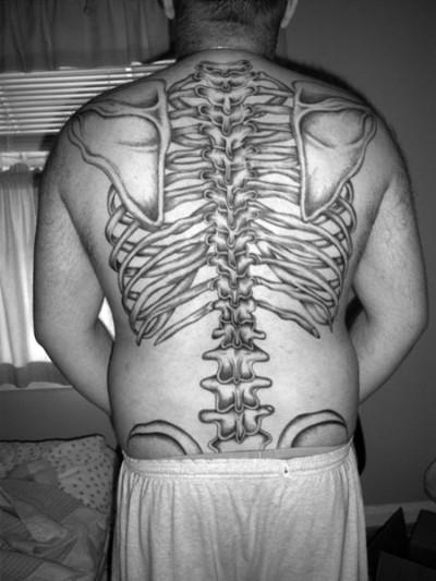 Tatuaj anatomic