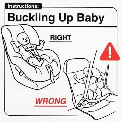 cum sa pui centura la bebelus
