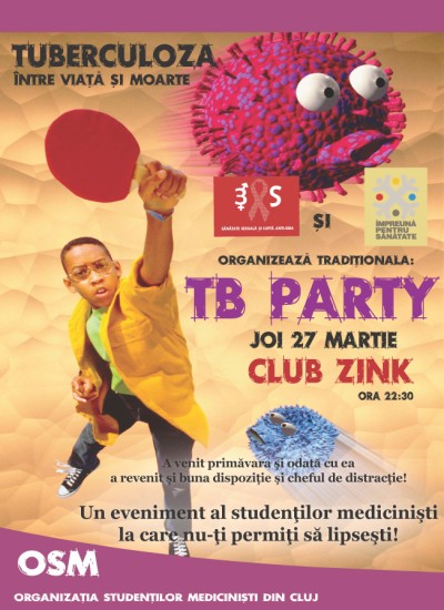 Party Tuberculoza