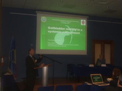 Simpozionul International de Neurogastroenterologie - A 2-a Editie
